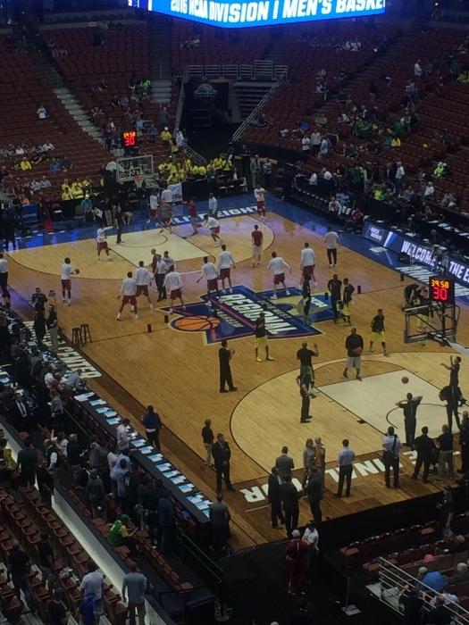 NCAA basketball tournament oklahoma sooners