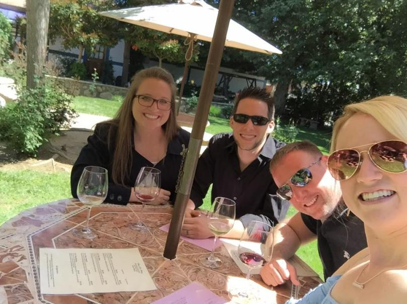 Briar Rose Winery, wine tasting in Temecula CA