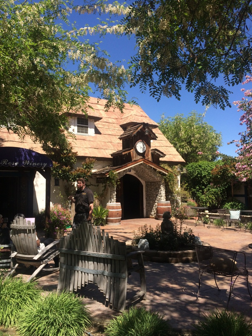 Briar Rose Winery, wine tasting in Temecula