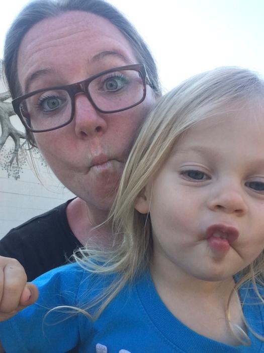 Sister Day in Pismo Beach, CA