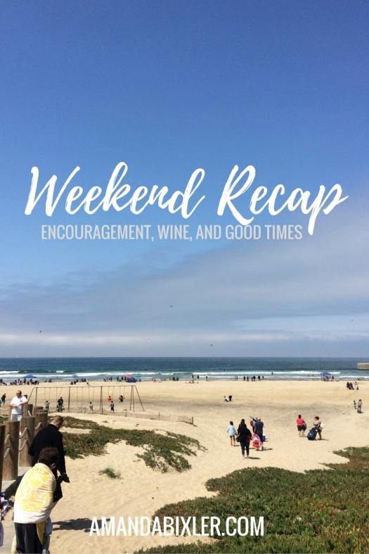 Sister Saturday in Pismo Beach, CA