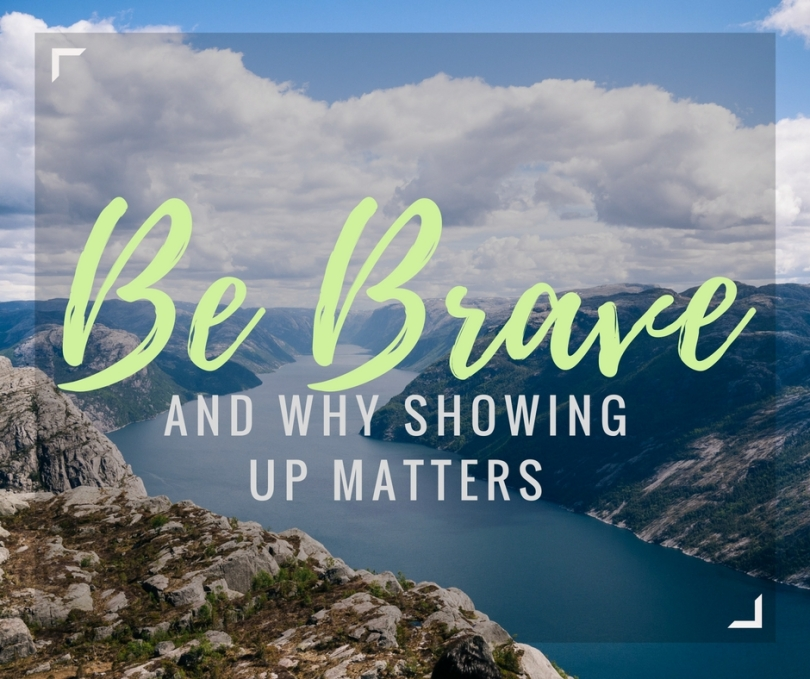 The thing I love is that it isn't bravery for our own account or finding strength by our own willpower. We can be bold and brave not by trying harder or working more. We can be bold and brave because of God, because the same Spirit that raised Jesus from the dead lives inside each one of us! | amandabixler.com