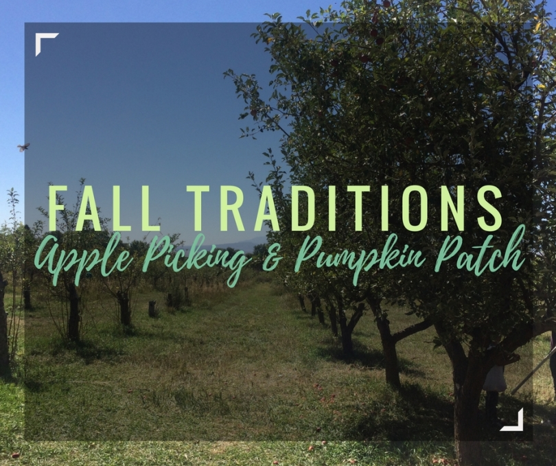 Fall Traditions: Apple Picking & Mountain Exploring | amandabixler.com