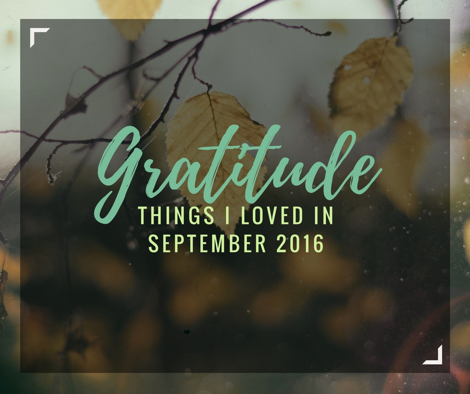 Movies, food, books, and miscellaneous things I loved in September! | amandabixler.com
