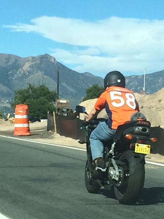 5 Things About Colorado - Broncos loyalty runs deep! | amandabixler.com
