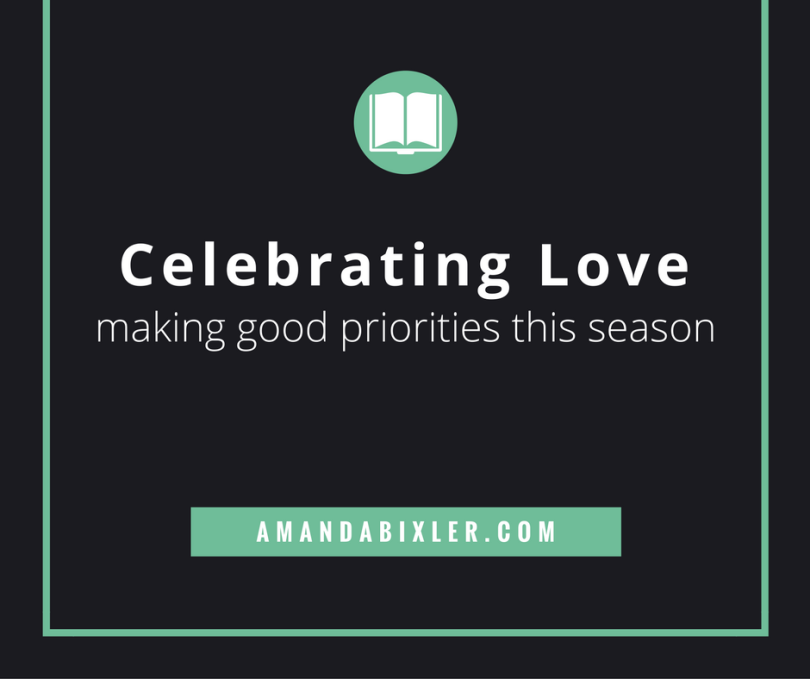 Celebrating Love Blog Series