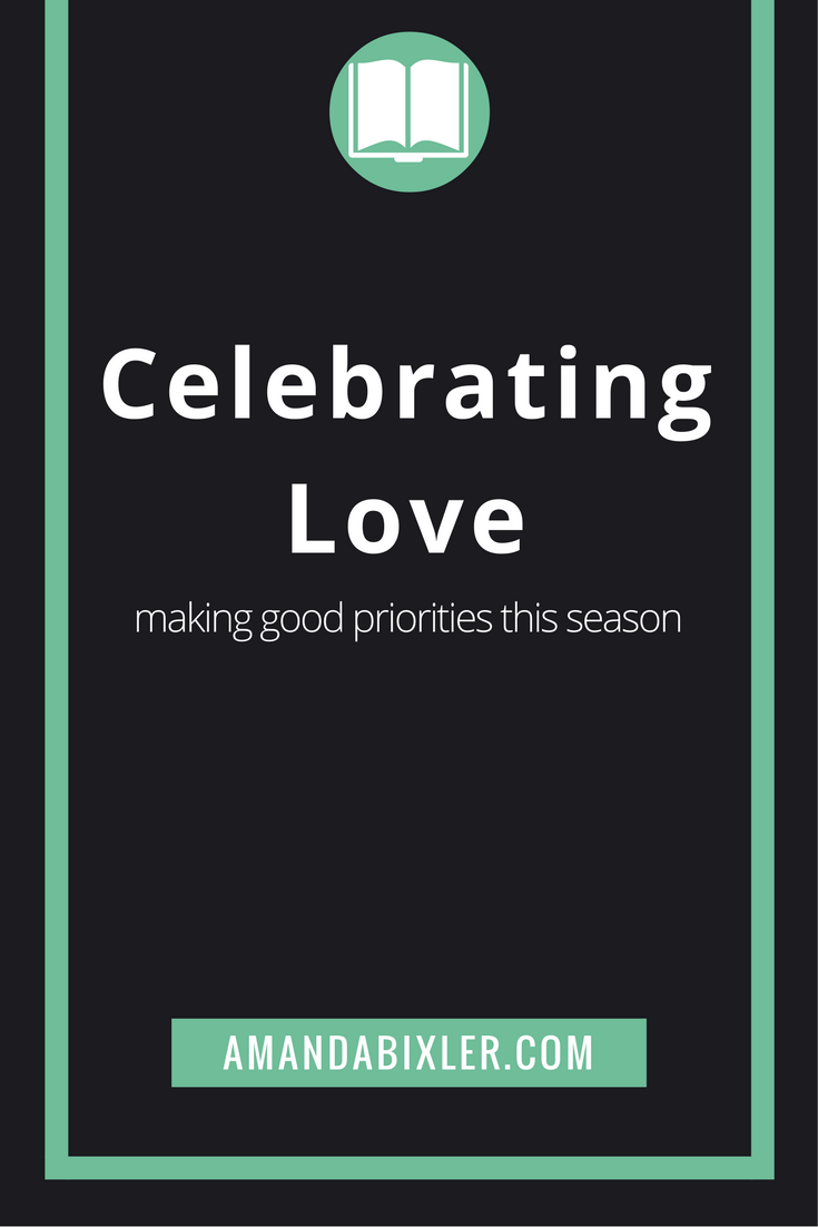 Celebrating Love Blog Series | amandabixler.com