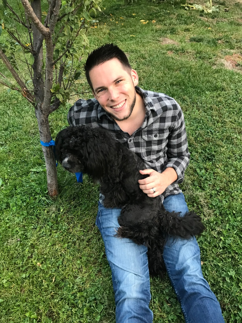 Introducing Hamilton: Our New Cockapoo Puppy | amandabixler.com