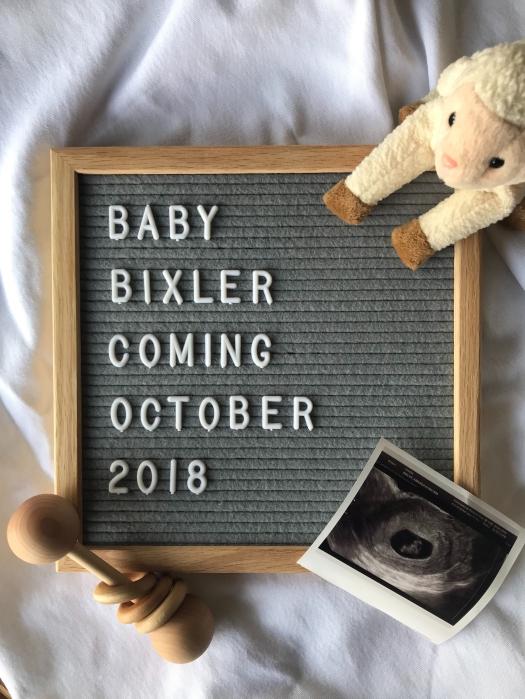 Baby Announcement | amandabixler.com